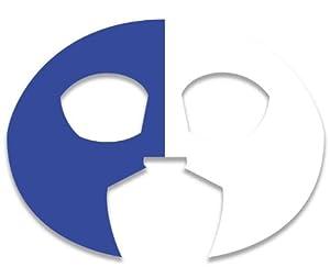 GameFace Split Color Sportface by The GameFace Company