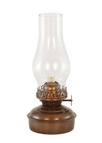 Kerosene Lantern Antique Brass Mini XL 7