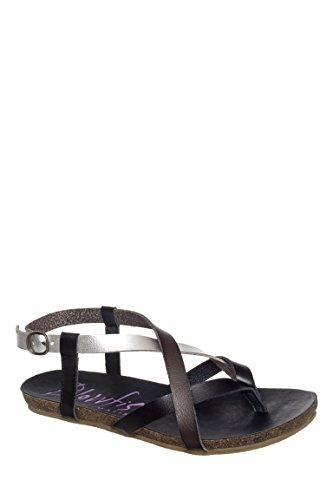 Granola Casual Flat Sandal