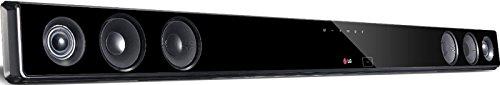LG NB2430A Soundbar, 2.0 Canali, Potenza 160W, Nero