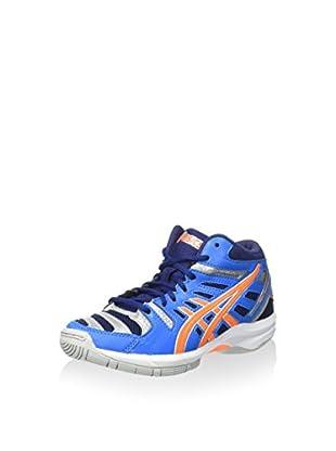 Asics Zapatillas Deportivas Gel-Beyond 4 Mt Gs (Azul / Naranja / Azul Marino)