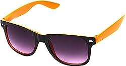 Sunflip Wayfarer Sunglasses (Brown, Sunflip_wayfra 13)