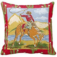 Vintage Western Cowboy 18*18 pillow Case (Vintage Cowboy Decor compare prices)