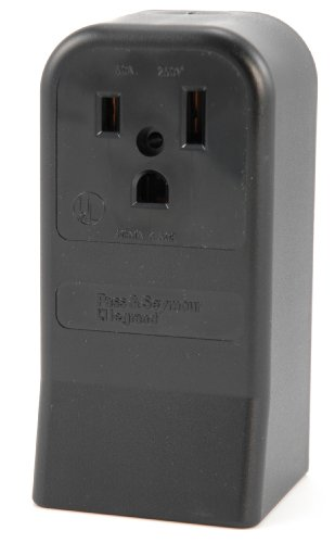 Hot Max 23124 50A Parallel Blade NEMA 6-50R Receptacle (Blade Welder compare prices)