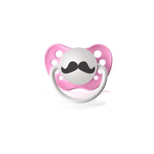 Mustache - The Barber, Pink
