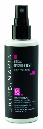 Skindinavia Bridal Makeup Finish, 4 Ounce
