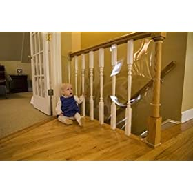 Baby Banister Guard Handrail
