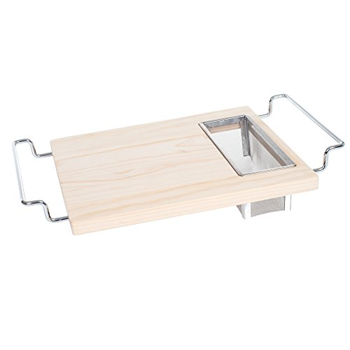 Chef Buddy Sink Cutting Board (Kitchen Cutting Board Cover compare prices)