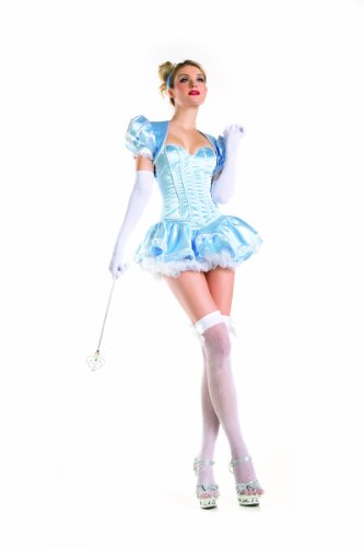 Fairytale Princess Sexy Character Costume - SMALL/MEDIUM