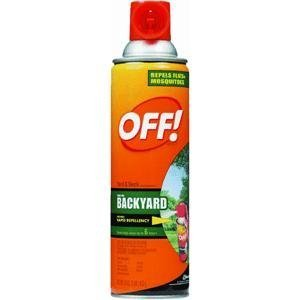 Off! Yard & Deck Insecticide Spray-16 Oz.