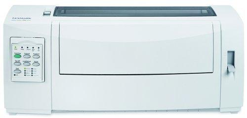 Lexmark Forms Printer 2590n - Imprimante - N&B - matricielle - 297 x 559 mm - 360 ppp x 360 ppp - 24 pin - jusqu'à 465