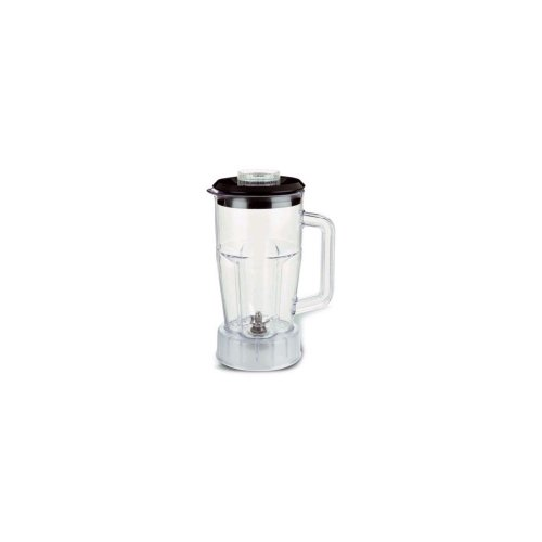 Waring-Commercial-CAC21-Copolyester-Container-with-Blade-Assembly-and-Lid-48-Ounce