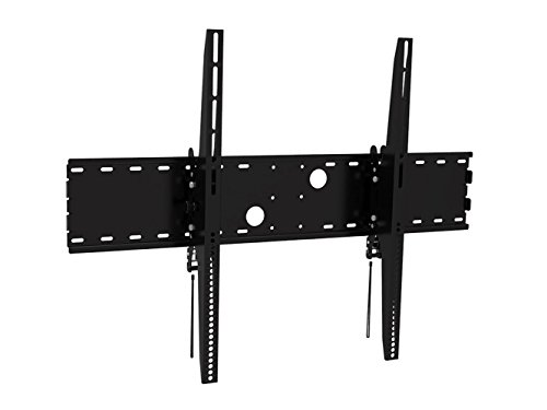 Black Adjustable Tilt/Tilting Wall Mount Bracket for Sharp AQUOS SMART TV LC-70LE600U 70