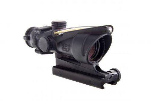 Trijicon Acog 4X32 Dual Ill Riflescope W/Mount, Amber Horseshoe 6.8 Ta31H-68-A