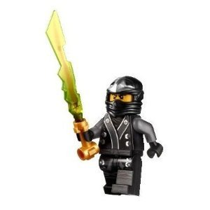 LEGO® Ninjago Cole Kimono Minifigure - Final Battle Suit