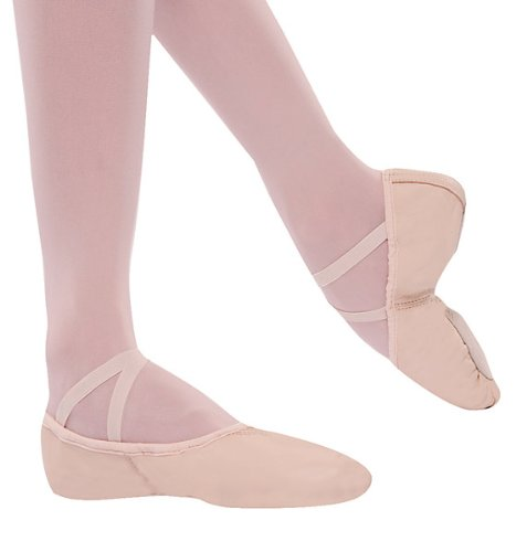 capezio toddler kid leather cobra 2033c ballet shoe
