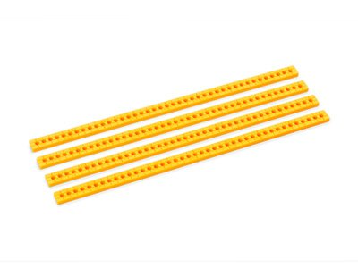 70184 Long Universal Arm Set Orange
