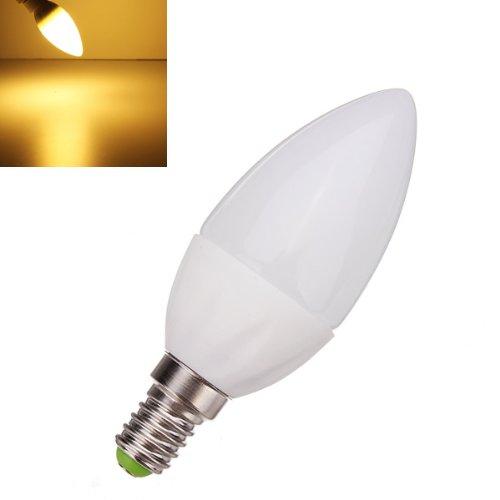 E14 2W Warm White Smd 3014 Led Energy Saving Light Lamp Bulbs 85-265V