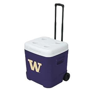 Buy NCAA Washington Huskies Ice Cube Roller, 60-Quart by Igloo