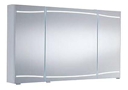 PELIPAL Solitaire 6020Mirror Cabinet/SPS 04/confort N/120X70X17CM A + +