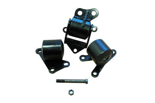Yonaka EK 96-00 Honda Civic B or D Series Motor Mounts Kit Set B16 B18 D15 D16