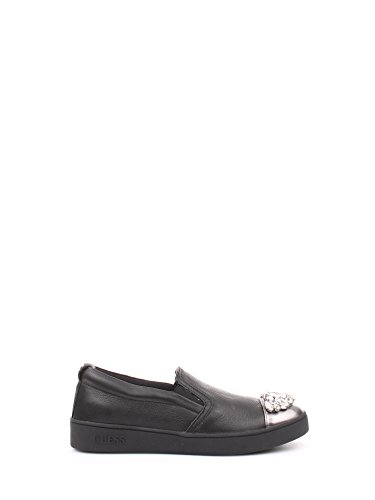 Guess FLGLO1LEA12 Slip On Donna Leather Black Black 41