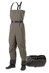 Pack & Travel Waders With Sonicseam Technology Only Short, , Xlarge Short by Orvis