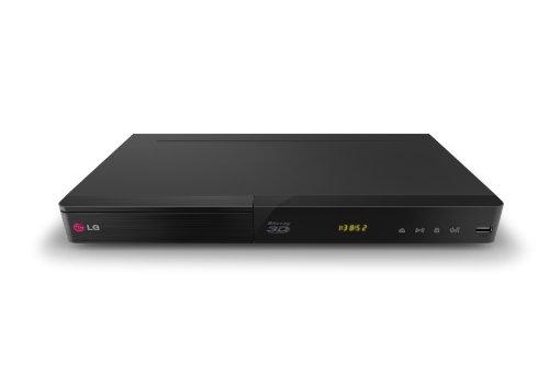 LG Electronics BP540 3D Blu Ray Disc Player