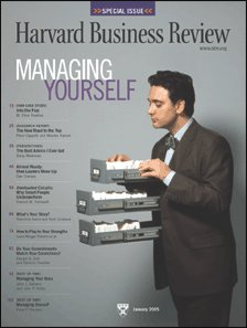 Managing Yourself: A Harvard Business Review Special | []