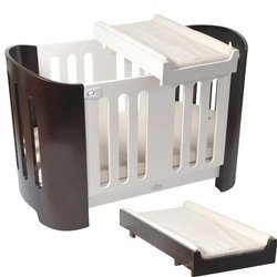 Bloom Baby Bloom Alma Urban Mini Crib Bumper Bed