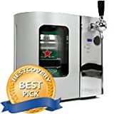 Mini Kegerator Refrigerator & Draft Beer Dispenser - EdgeStar