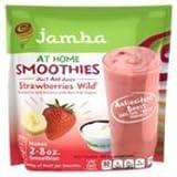 JAMBA JUICE Organic Smoothie, Strawberries Wild, 8 Ounce (Pack of 08)