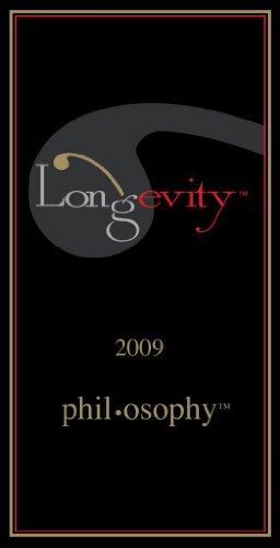 2009 Longevity 'Phil-Osophy' Bordeaux Blend California 750 Ml