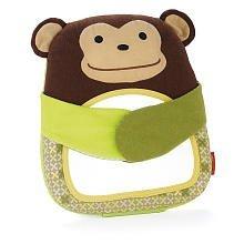 Skip Hop Hug & Hide Mirror - Monkey