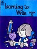 LEARNING TO WRITE BOOK - 5 PB....MADHUBA...