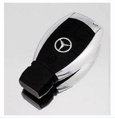 Mercedes Lighter With Key Chain from Cigchic