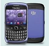 BlackBerry Curve 3G 9300 Sim Free Smartphone - Vivid Violet