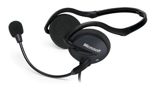 Microsoft LifeChat LX-2000 Headset, Model: 2AA-00008, Gadget & Electronics Store