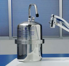 Multi-Pure MPCT - NEWEST MODEL Stainless Steel Countertop Water Filter