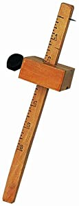 Buy 6 WOODEN DISTANCE MARKER by ToolUSA