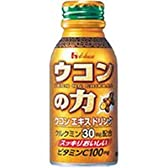 ハウス ウコンの力 100ML 1缶