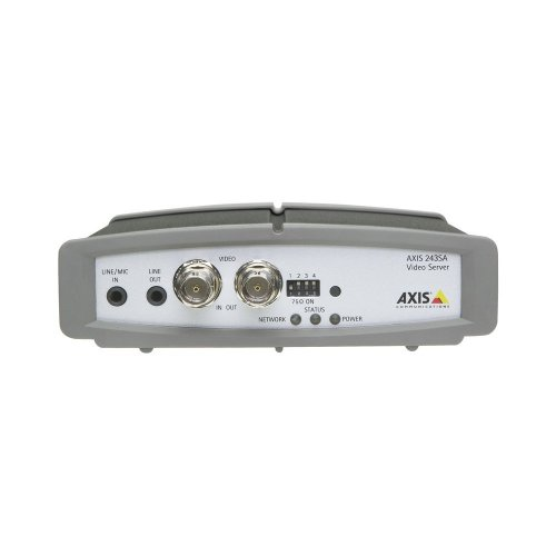 Axis 243SA Video Server High Quality Full Frame Rate Video