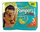 Pampers Baby Dry size 3 Midi - 30 nappies