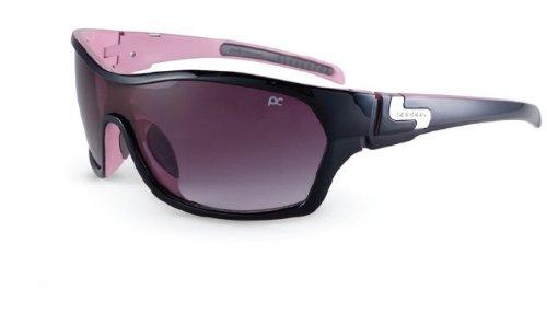 Sundog Sunglass Paula Creamer 47005 STRIVE Black / Pink / Smoke Gradient