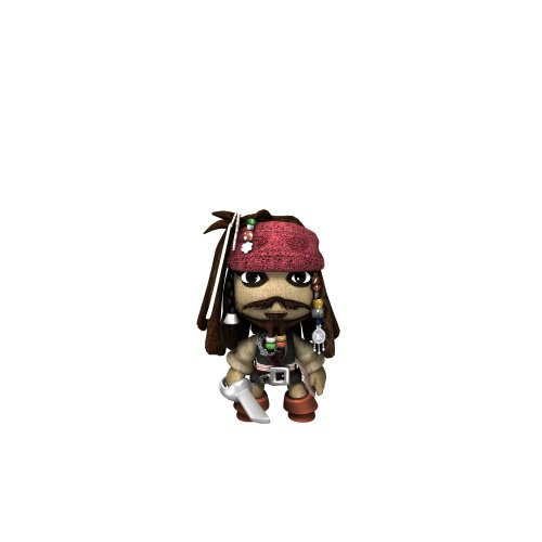 LittleBigPlanet: Pirates of the Caribbean Costume &#8211; Sack Sparrow [Online Game Code]