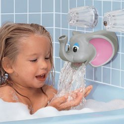 Kel Gar Tubbly Elephant Bubble Bath Dispenser