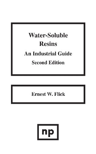 Water-Soluble Resins, 2nd Edition, Second Edition: An Industrial Guide