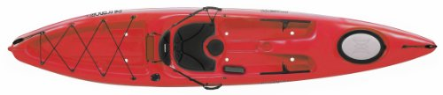 Cheap Perception Sport Pescador 13 Kayak (Red) (B00776XO8U)