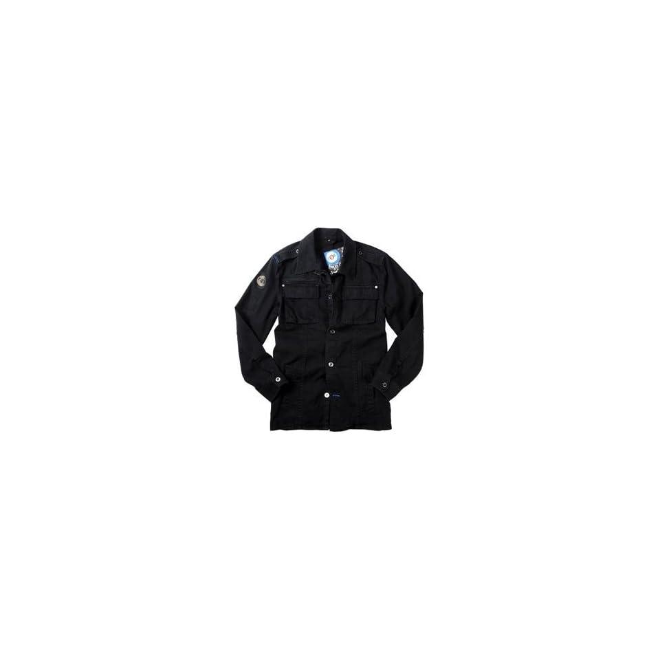 Fox Racing Quadrophene Jacket   Large/Black
