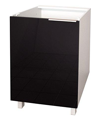 berlenus-cp6bn-mobiletto-basso-da-cucina-1-anta-60-cm-colore-nero-brillante